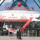 Akcja promocyjna na targach w Kielcach