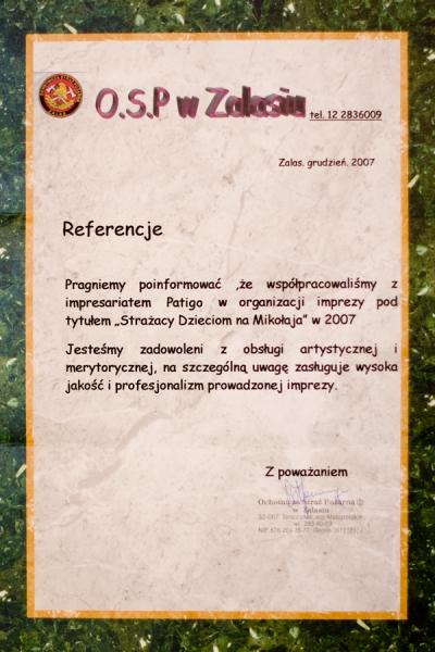 OSP w Zalasiu