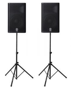 Wynajem nagłośnienia Kielce - Yamaha DXR-12